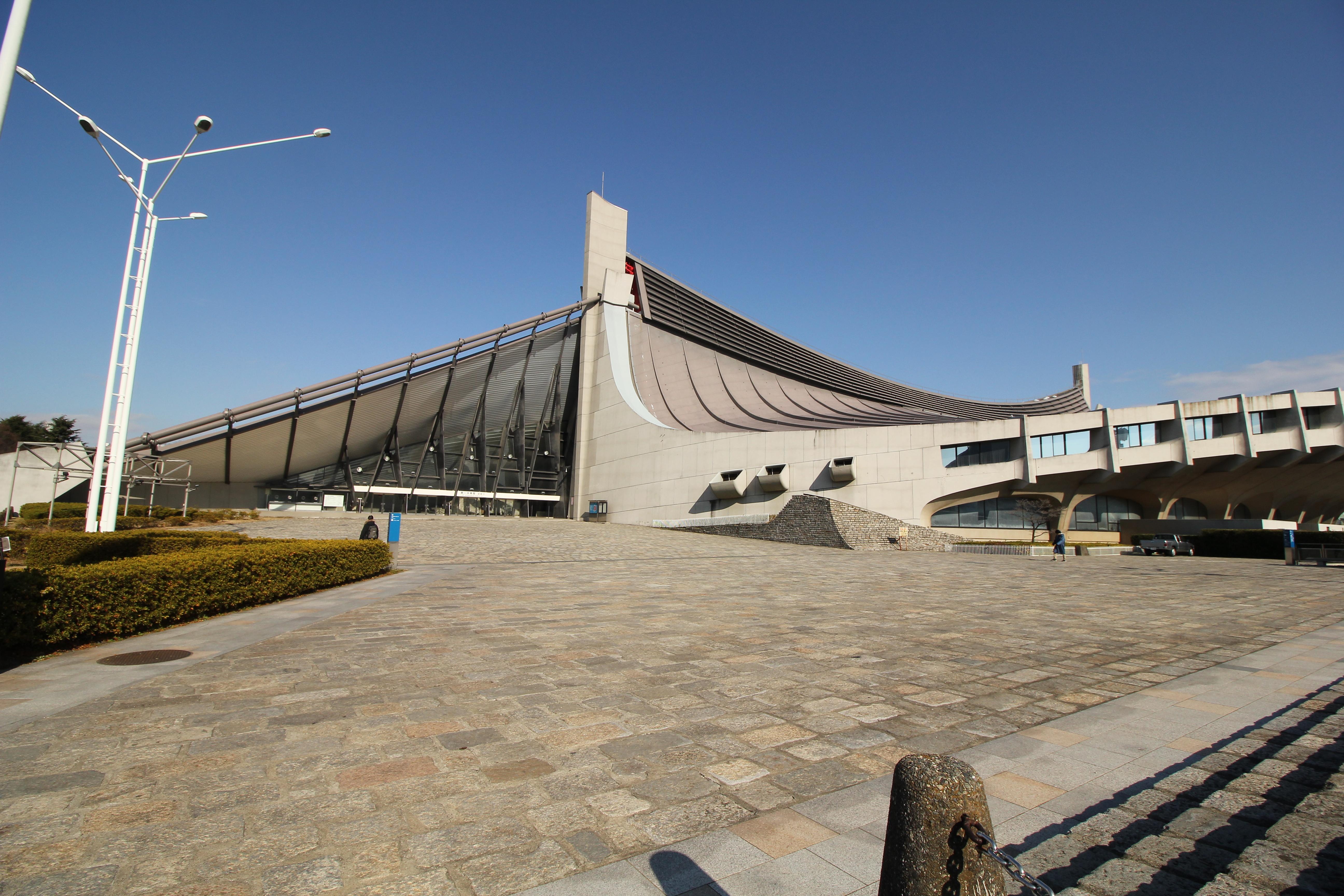 代々木競技場第二体育館