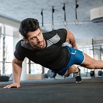 スポーツや体を動かす